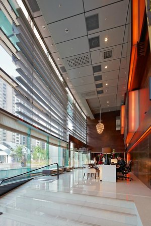 Hotel One Taichung: 1F Lobby 大廳