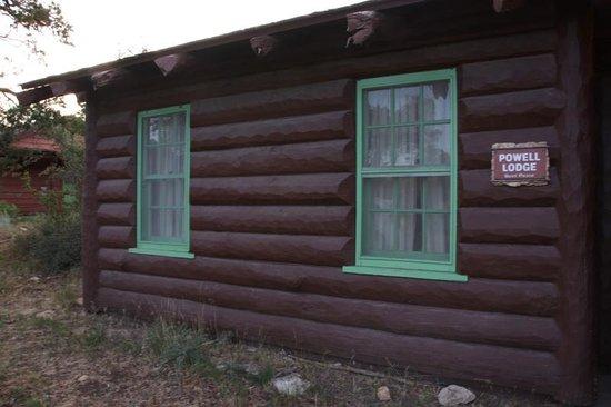Bright Angel Lodge: casa