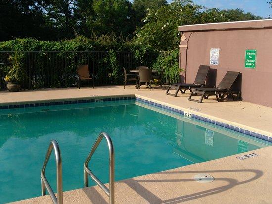 BEST WESTERN Apalach Inn : Pool