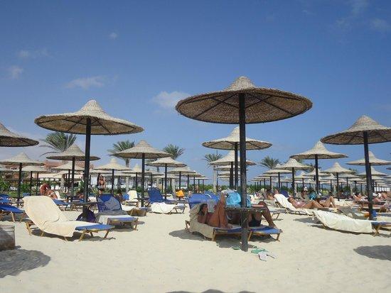 Jaz Oriental Club: La spiaggia