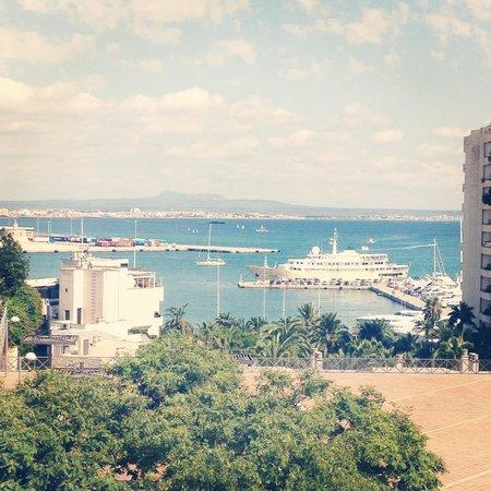 Hotel Feliz: Utsikt från hotellrummet