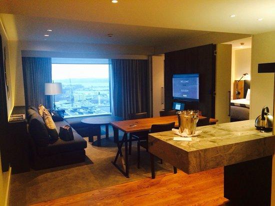 SKYCITY Grand Hotel : Lounge