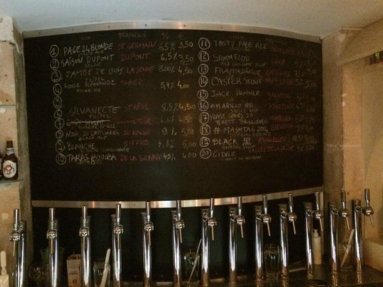 La Fine Mousse : Beer Selcetion - Late August 2014