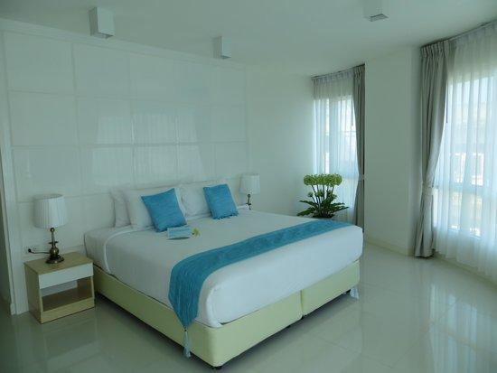 Royal Pavilion Hua Hin : Schlafzimmer