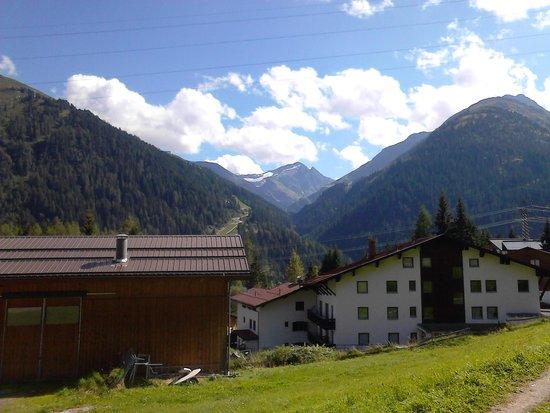 Grieshof Hotel: les montagnes (2500 à 3100 m)