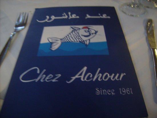 Chez Achour
