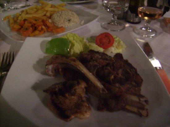Chez Achour : costoline di agnello