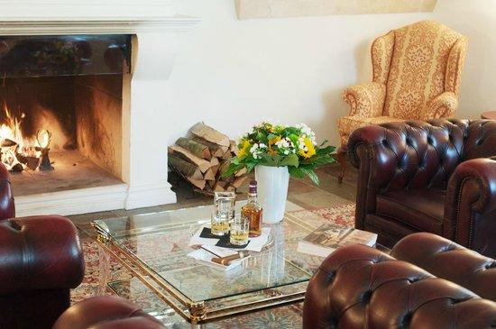 Hotel Seehof Davos: Cigar Lounge