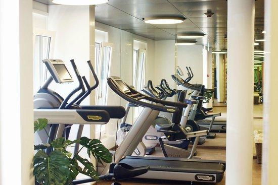 Hotel Seehof Davos: Fitness