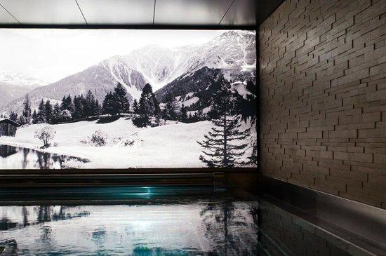 Hotel Seehof Davos: Whirlpool