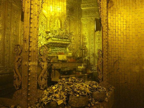 Botahtaung Pagoda: 一番の宝物