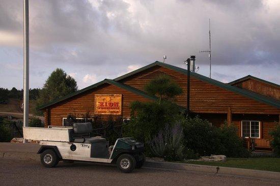 Zion Ponderosa Ranch Resort: zion ponderosa