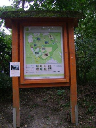 Wildpark Dusseldorf: Wildpark, Düsseldorf, Alemania.