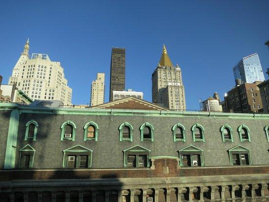 The Lex NYC : Vista desde la ventana de la habitación 702