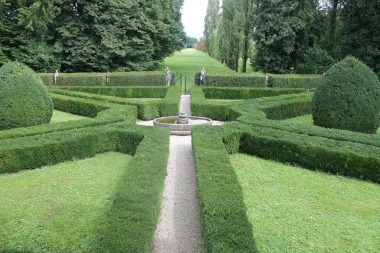 Relais Barco Zonca: giardino