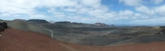 Timanfaya Nationalpark: Site seing