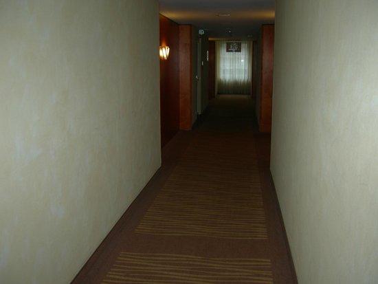 Welcome Hotel Residenzschloss Bamberg: il corridoio...