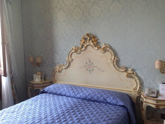 Hotel Carlton on the Grand Canal : chambre