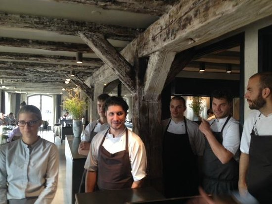 Noma : Warmest ever welcome from a World'd Top 50 restaurant