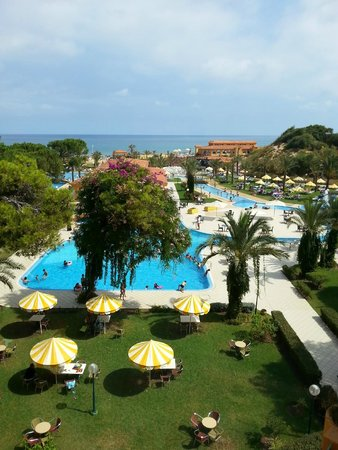 Hotel Dar Ismail : piscina