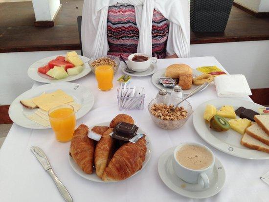 Club Jandia Princess: Petit-déjeuner