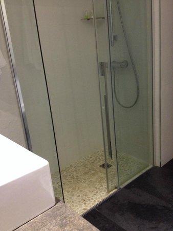 Hotel Regina: doccia