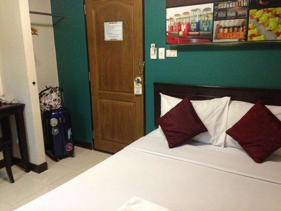 Rikka Inn: 部屋