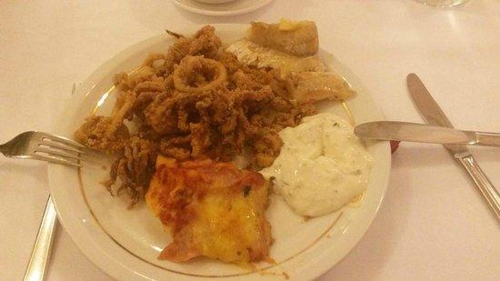 Smart Selection Hotel Bristol: Egy tányér egy vacsoráról