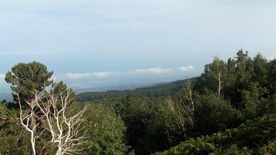 Rifugio Citelli: vista panoramica