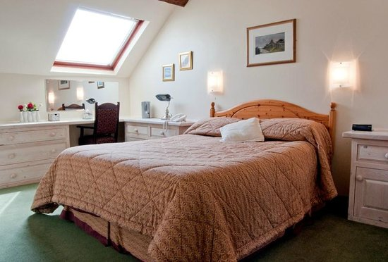 Nant Yr Odyn Country Hotel & Restaurant Ltd: 1sr floor Bedroom