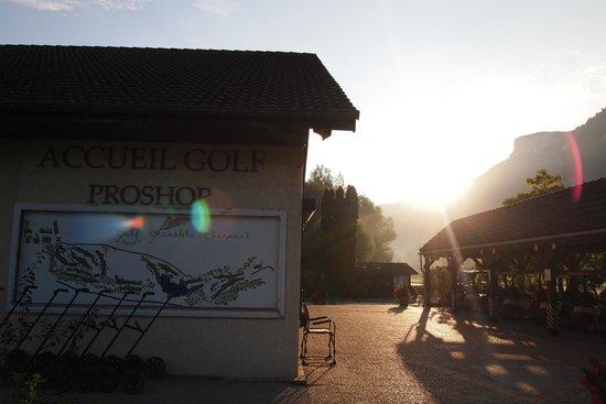 Golf Hotel Grenoble Charmeil