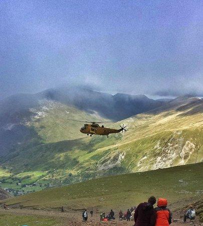 Snowdonia National Park: Llanberis Mountain Rescue