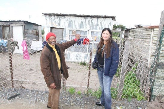 Liziwe's Guest House & Tours: From a shack to a guesthouse