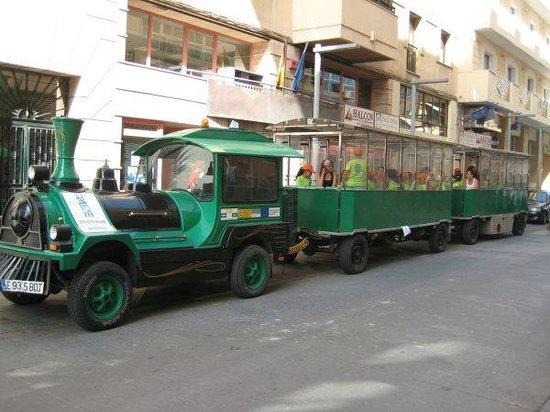 Tren Turistico de Melilla