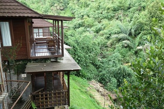 Green Forest Resort: Villa yang romantis di Green Forest
