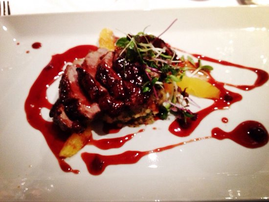 Flannery's Hotel Galway : Duck breast
