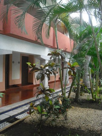 Villas Arqueologicas Chichen Itza : Hotel