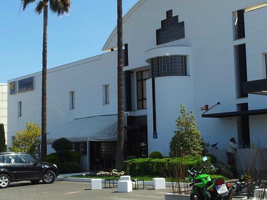 Hotel Gastronomico-Hotel Restaurant Diego