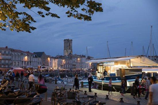 Vieux Port : Ла-Рошель