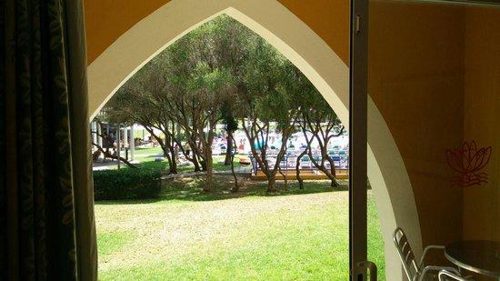 Vacances Menorca Resort: Vistas desde habitación