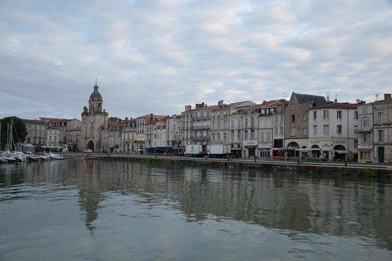 Vieux Port : Ла-Рошель, набережная
