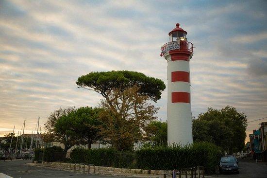 Vieux Port : Ла-Рошель, маяк