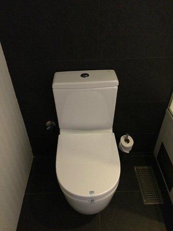 Hotel Ciutadella Barcelona: WC con SIGILLO