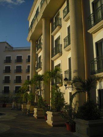 Fiesta Americana Merida: Hotel