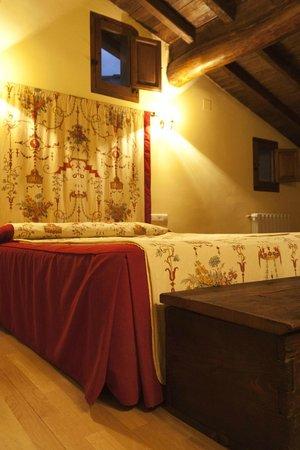 Casa Rural con encanto Los Postigos: Suite jr.