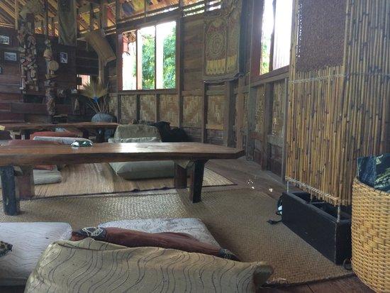 Siam House: Upstairs