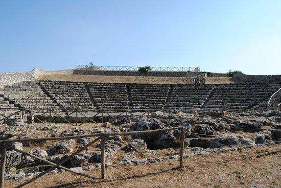 teatro greco palazzolo sicilia