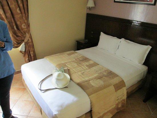 Hôtel Tildi & SPA : chambre miniature