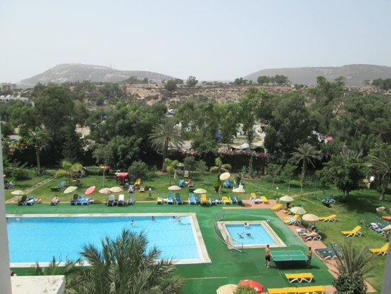 Tildi Hotel & SPA: jolie Vue