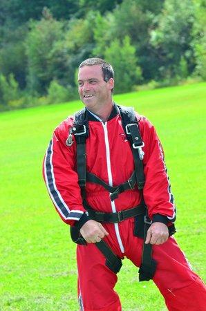 Parachutisme Nouvel Air: Fini et tellement content !!